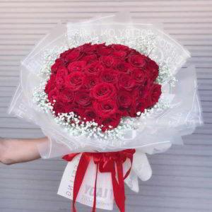 Bó-hoa-hồng-chúc-mừng-đẹp