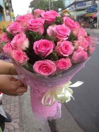 những bó hoa đẹp tặng người yêu ngày phụ nữ việt nam (5)